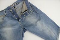 LEVI STRAUSS & CO. ENGINEERED JEANS Men's M Twisted Blue Denim Shorts 26312-JS