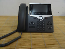 Cisco CP-8851-K9 Charcoal  IP Telefon Phone SIP signaling VoIP