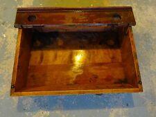 Vintage Heywood Eclipse Student Desk Retro Planter Craft Rustic