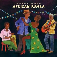 Putumayo African Rumba World Music Classic Latin Dance & Vocal Music Songs New
