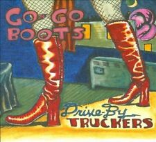 Go-Go Boots [Digipak] by Drive-By Truckers (CD, Feb-2011, Play It Again Sam)