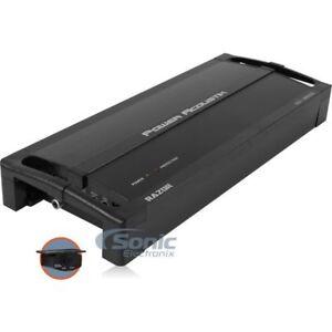 Power Acoustik RZ1-3500D 3500W Monoblock Car Audio Power Subwoofer Amplifier New