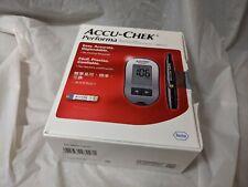 Accu Chek Performa 100 Test Strips Bundle Glucometer Tester Monitor Kit