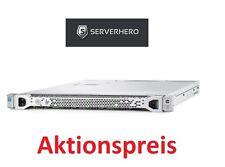 Server HPE DL360 Gen9 E5-2620v4 8SFF 16GB 500W HP Rack