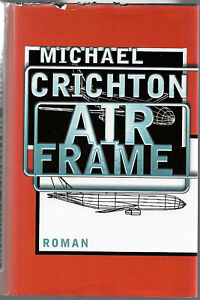 Air Frame von Michael Crichton