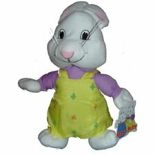 "Max and Ruby, Ruby Plush Doll 10"" New"