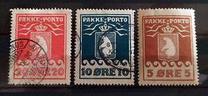 Greenland Pakke Porto Q3 Q4 Q6
