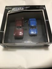 Greenlight 1:43 Fast & Furious 2-Car Set Dodge Charger Ford Escort RS
