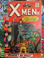 X-Men #22 FN- First appearance of Banshee  Great Silver age