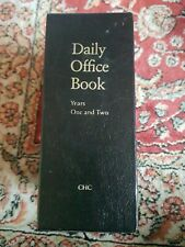 Daily Office Book Set by Church Publishing Staff (1986, Leather) Bible Prayer