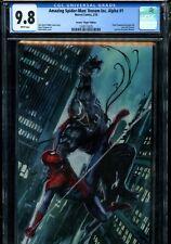 Amazing Spider-man: Venom Inc. Alpha #1 Granov Virgin Variant. CGC graded 9.8