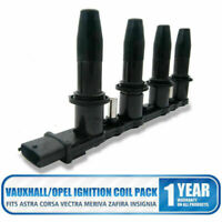 Vauhall Ignition Coil Pack Astra Corsa Vectra Zafira Insignia Meriva Rail 6 Pin