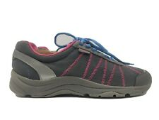 Vionic Alliance Size 10 M Womens Comfort Walking Gray Pink Blue Athletic Shoes