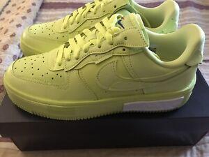 Nike Air Force 1 AF1 Fontanka Lime Green Men's 7 / Women's Size 8.5 - DA7024-700