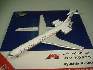 "Gemini Jets 400 Air Koryo IL-62M ""New color"" 1:400"