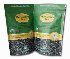 Suwirun Thailand Premium Organic Herbal Tea Lemongrass Pandan (1.5gx25 Tea Bags)