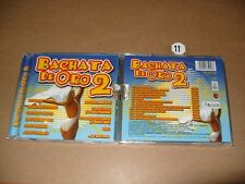 Bachata De Oro 2 -Vari-Bachata De Oro cd 2003 New & Sealed