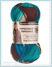 Loops & Threads Impeccable Yarn, Tropical Storm (Lot of 3)