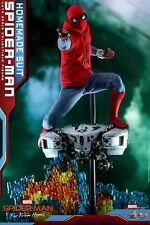 Hot Toys 1/6 scale Spider-Man (Homemade Suit Version) Collectible Figure MMS552