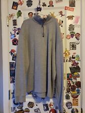 Polo Ralph Lauren sweater Mens Quarter Zip Pull Over Size M