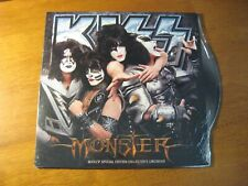 """Wow! KISS """"Monster"""" Special Edition Collector's Calendar 2017 **SEALED! NIP!**"""