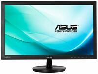 Asus Vs247Hr 59,9 Cm (23,6 Zoll) Monitor (Full Hd, Vga, Dvi, Hdmi, 2Ms Reaktions