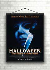 Halloween maledizione Classic GRANDI FILM POSTER STAMPA MAXI A1 A2 A3 A4