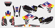 0033 YAMAHA WR 250 F WR 450 F 2003-2006 DECAL STICKER GRAPHIC KIT
