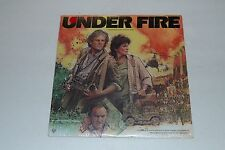 Under Fire~Original Sound Track~Jerry Goldsmith Featuring Pat Metheny~VG++ Vinyl