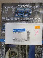 Westinghouse QBGF1030, 30 Amp 1 Pole 120 Volt GFCI Circuit Breaker- NEW