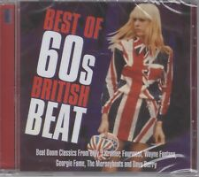 """Best Of 60's British Beat """"Various Artists"""" NEW & SEALED CD 1st Class Post UK"""