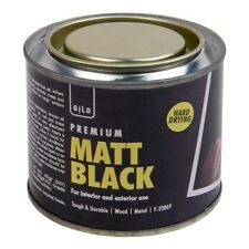 Black Board School Blackboard Paint Chalk Board Matt Black 180ml Tough Durable