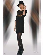 Beautiful Stylish Sunlight Paris DRESS BLUE Taille 4 Orig.$365