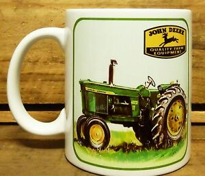300ml COFFEE MUG, TRACTOR, JOHN DEERE 4020