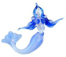New listing Art Glass Mermaid Christmas Ornament