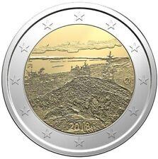 """2 Euro Gedenkmünze FINNLAND 2018 """"Finnische Landschaft Koli""""  *Vorverkauf* Unz."""