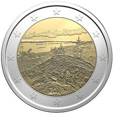 "2 Euro Gedenkmünze FINNLAND 2018 ""Landschaft Koli""  Unz."