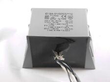 Netztransformator vergossen 17 V  3,2 A  54 VA mains transformer 230 V EI 84-31