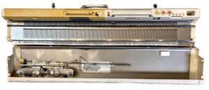Singer Knitting Machine Model 360K Vintage Memo Matic in Case Untested