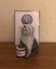 Royal Doulton Dulux Old English Sheep Dog Figurine - RDA144