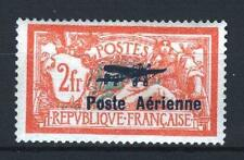 "FRANCE POSTE AERIENNE 1 "" MERSON 2F  SALON AVIATION 1927 ""  NEUF xx LUXE  P513"