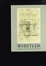 James Abbott McNeill Whistler - Exhibition of Etchings Lithographs Drawings