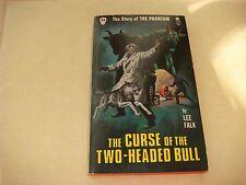 Phantom #15 - The Curse of the Two-Headed Bull 1st ptg July 1975