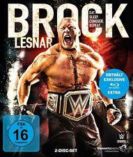 Blu-ray * WWE - BROCK LESNAR - Eat, Sleep, Conquer, Repeat # NEU OVP &