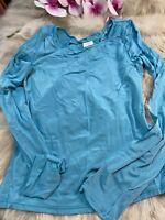 Intimissimi blue Camisole Top sleepwear nightwear size M