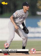 1994 Classic Games Original Derek Jeter Tampa New York Yankees SS Card #60