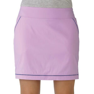 New Women's Adidas Tour Venting Golf Skort Contrast Stitch - Pick Size & Color