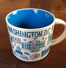 Starbucks City Ceramic Coffee Mug 14 oz. 'Been There Series' - Washington D.C.