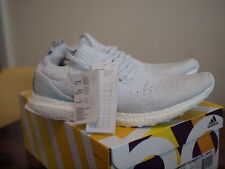 NUOVO ADIDAS ULTRA BOOST PARLEY pappagallini Ocean Bianco Grigio BB4073 UK7.5 US8 NMD