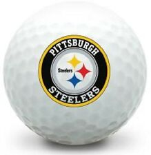 3 Dozen Titleist Pro V1 Mint (Pittsburgh Steelers Circle Nfl Logo) Golf Balls